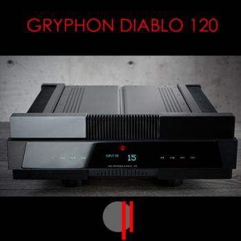 Интегральный усилитель Gryphon DIABLO 120