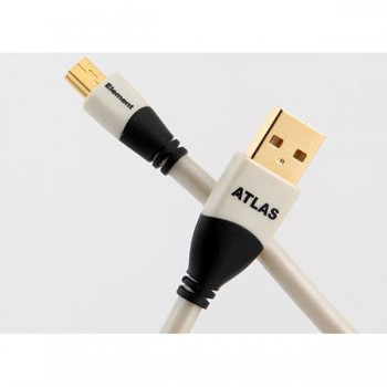 Кабель Atlas Element USB A/B Mini