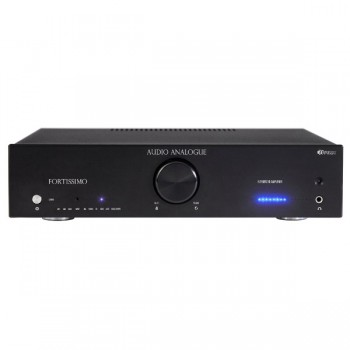 Стереоусилитель Audio Analogue Fortissimo Integrated Amplifier