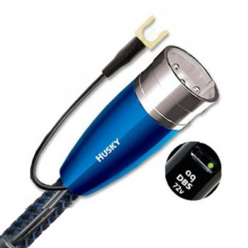 Кабель Audioquest Husky XLR - XLR